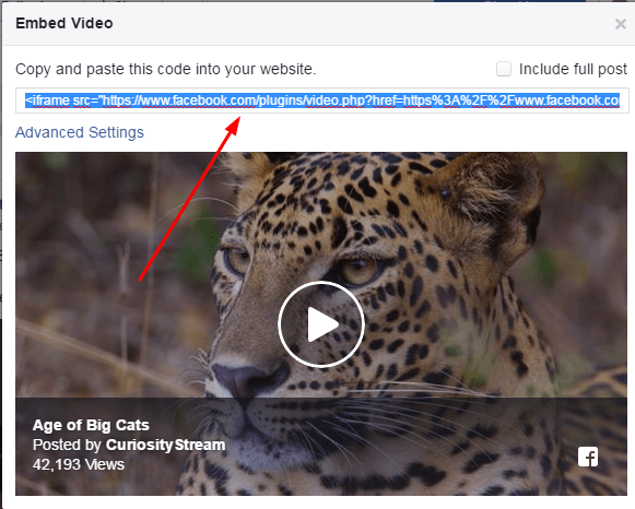 wpcodeless-embed-facebook-video-into-wordpress2-min