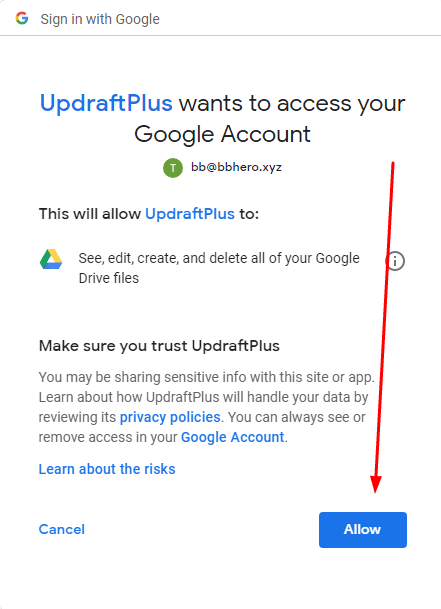 backup-google-drive-with-updraftplus3-min
