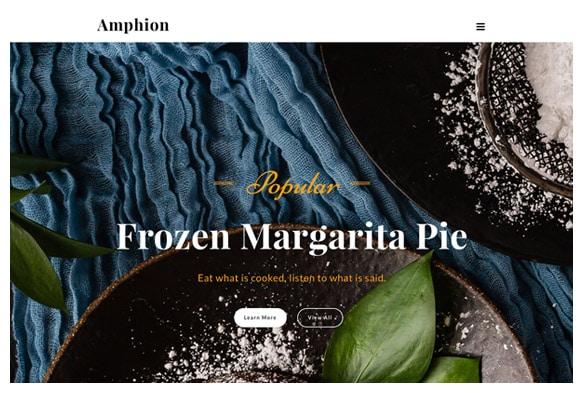 Amphion-template