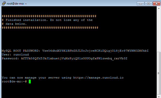 runcloud-install-success-min