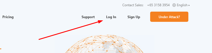 cloudflare-login
