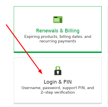 godaddy-login-pin